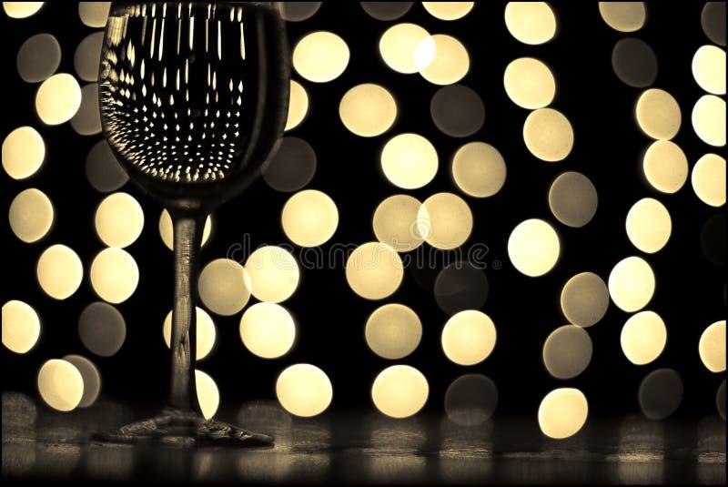 7 glass wine στοκ φωτογραφία με δικαίωμα ελεύθερης χρήσης