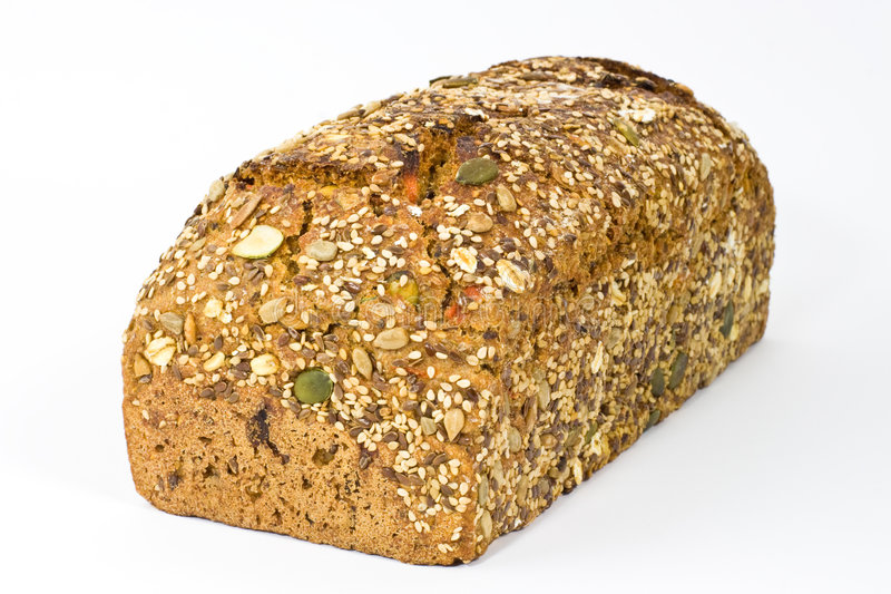 Download 7-grain bread stock photo. Image of wholemeal, healthy - 6458588