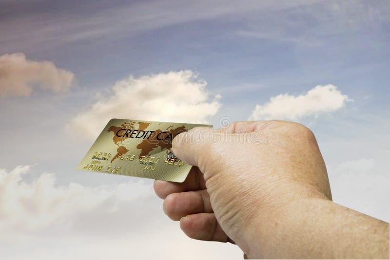 7 kart kredytu zdjęcie royalty free
