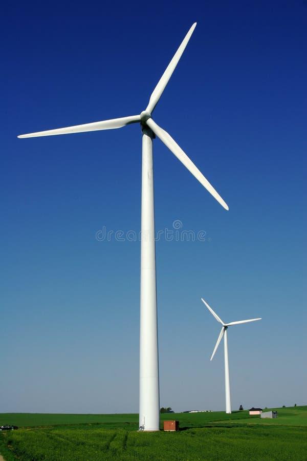 7 windenergy стоковое фото rf