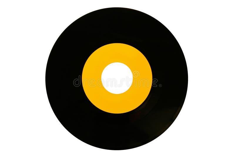 70-tal registrerar vinyl arkivfoto