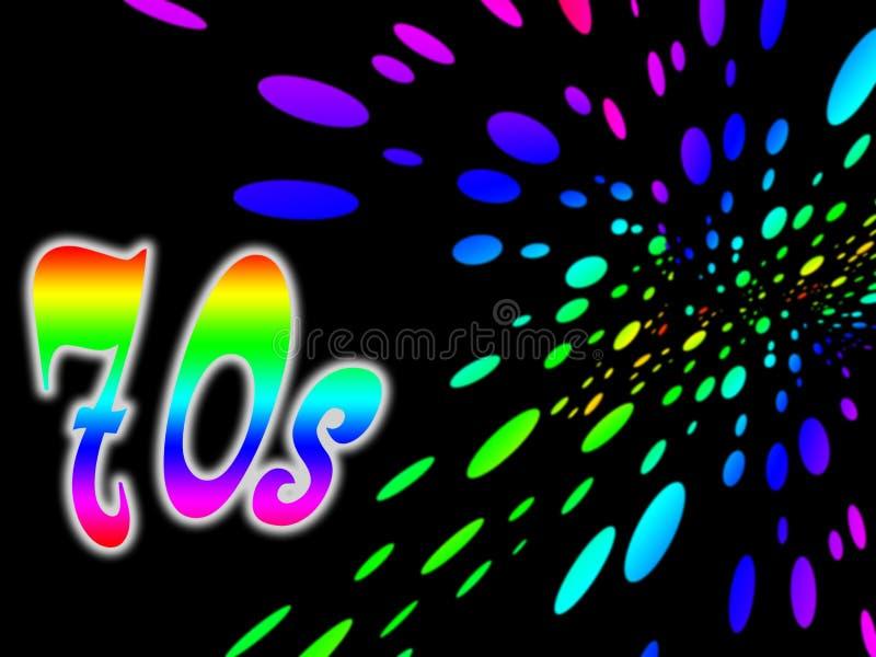 70-talbakgrund