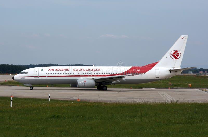 737 Боинг стоковое изображение