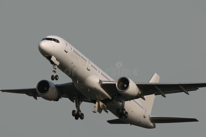 757 Боинг стоковое изображение