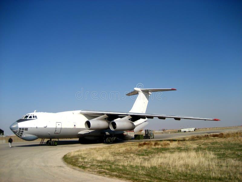 76 samolotów il ilyushin budowy rusek obrazy royalty free