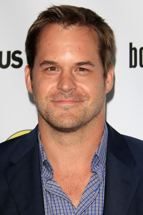Download Kyle Bornheimer editorial stock image. Image of arrives - 26490629