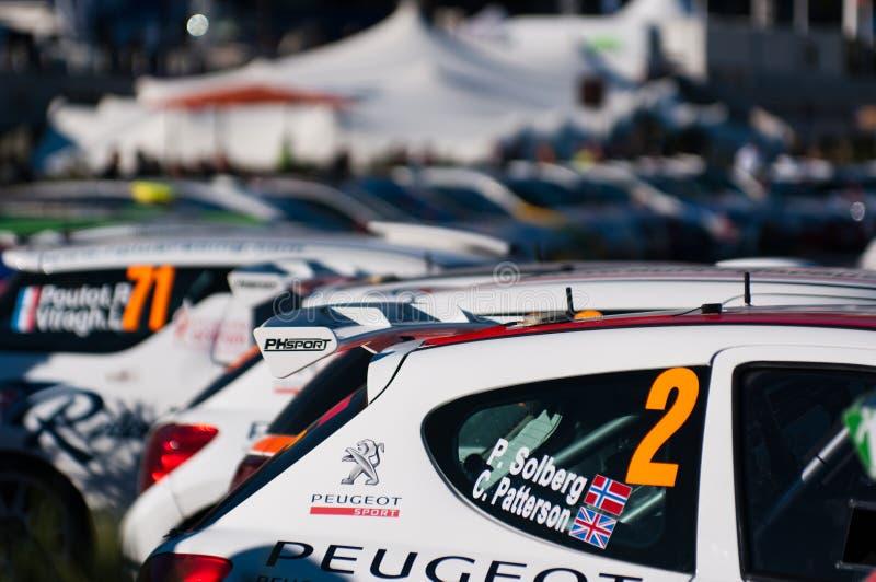 Download 79th Rally De Montecarlo , Centenary' Edition Editorial Photo - Image: 17956526