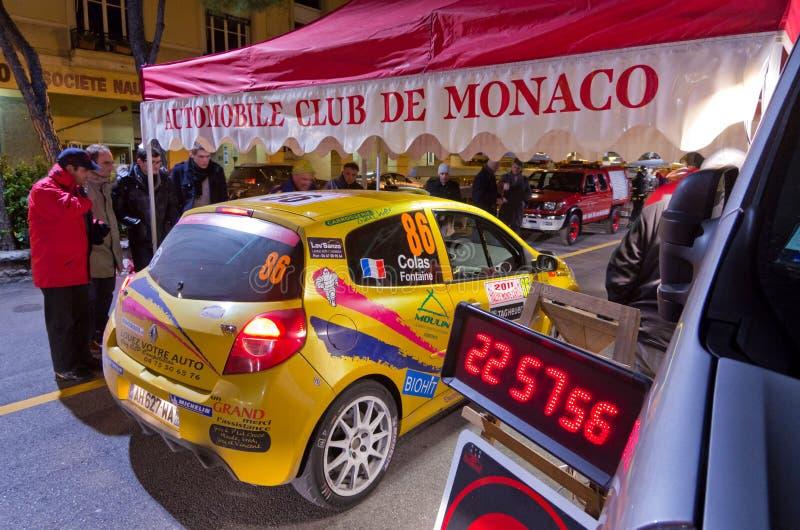 Download 79th Rally De Montecarlo , Centenary' Edition Editorial Stock Photo - Image: 17959858