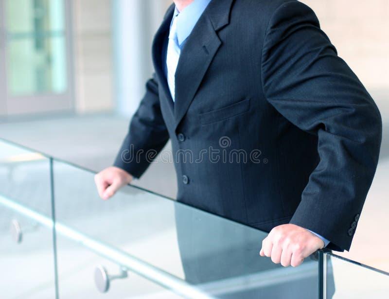 8商业领袖 免版税库存照片