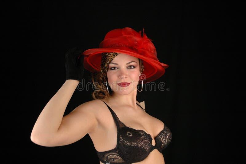 8性感的妇女 免版税库存图片