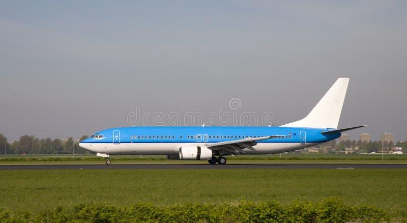8飞机 免版税图库摄影