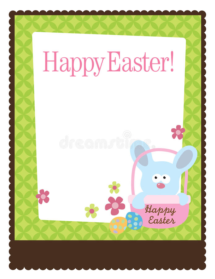 Elegant Download 8.5x11 Easter Flyer Template Stock Photography   Image: 10325272 Good Looking
