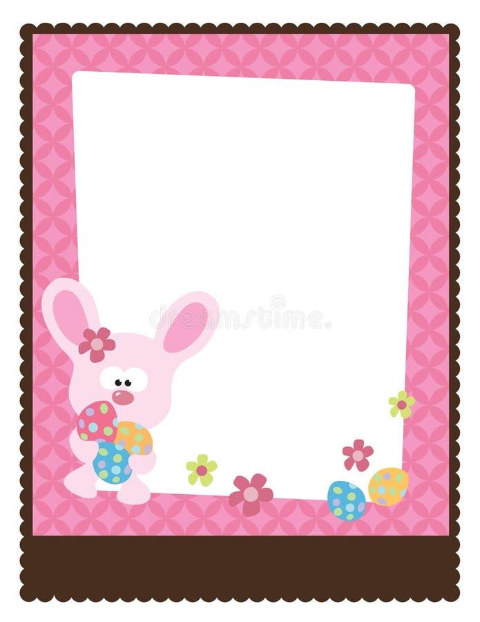 85x11 Easter Flyer Template Stock Vector Illustration Of Girl