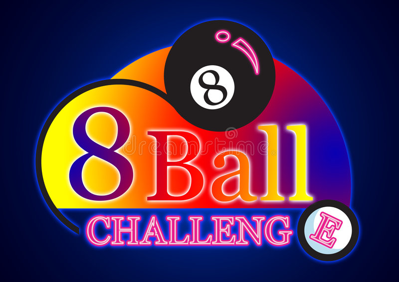 Download 8 Ball stock illustration. Image of sports, sport, sign - 3158279