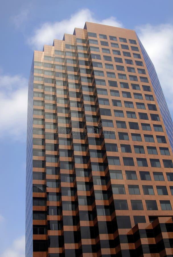8 Center Finansiella Royaltyfri Bild
