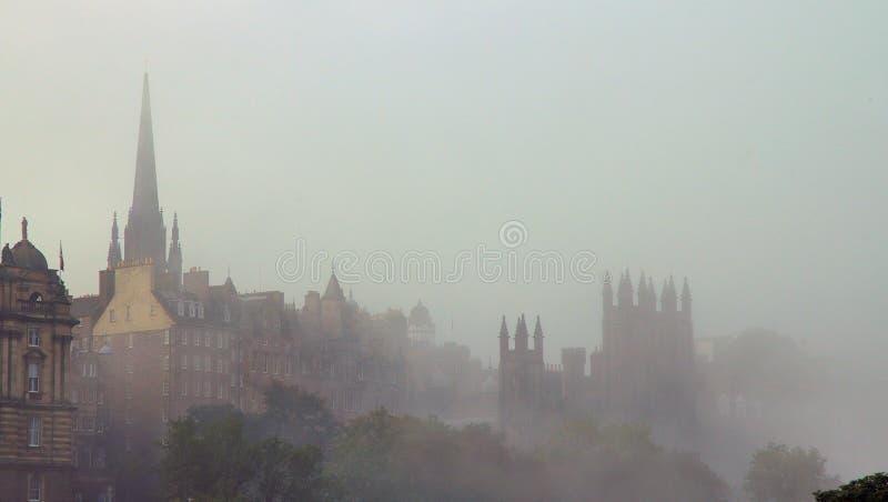 8 Edinburgh obrazy royalty free