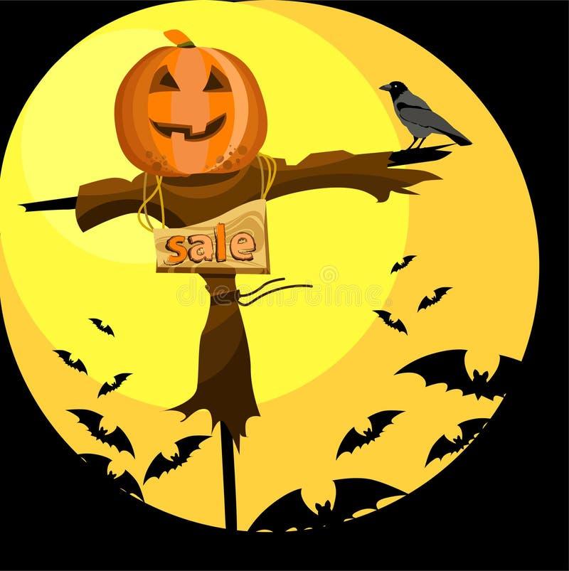 8 Halloween ilustracji