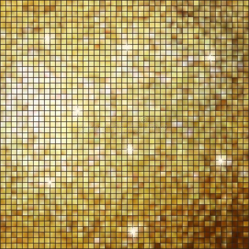 8 jaskrawy coloeful eps lekkich mozaiki kwadratów ilustracji