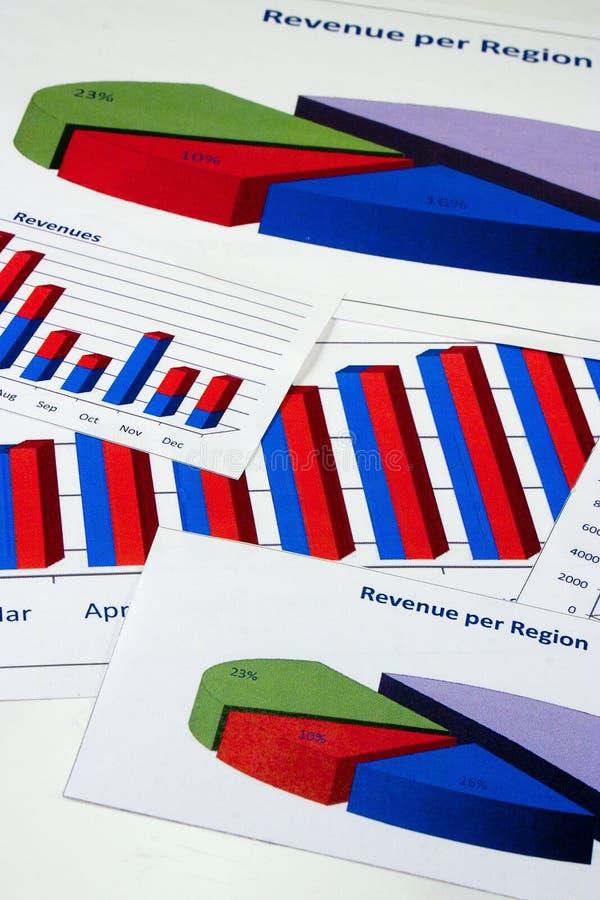 8 mapy zarządzanie finansami obraz stock