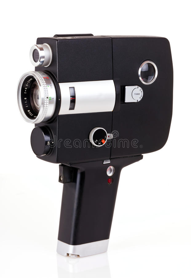Download 8 Mm Camera Stock Photos - Image: 18754093