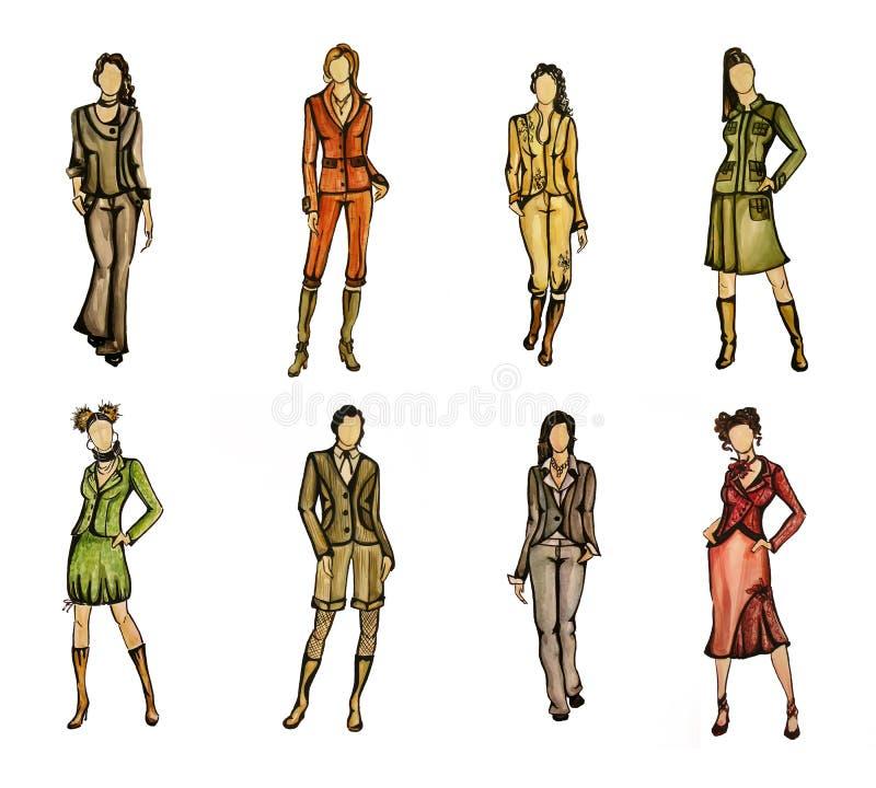 8 różnych modeli mod