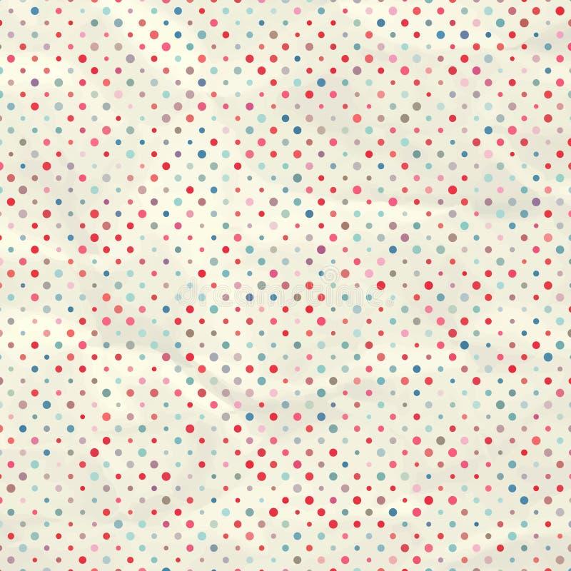 8 starzeli się kropek eps papierową polkę być ubranym ilustracji