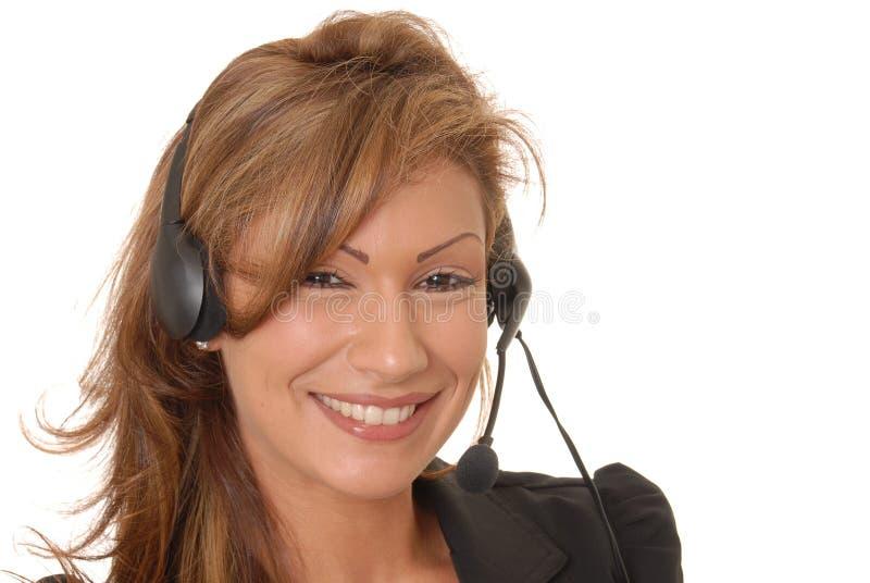 8 urocza dama przedsiębiorstw obraz stock