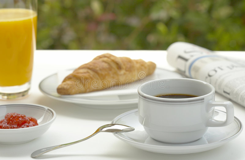 8102breakfast foto de stock