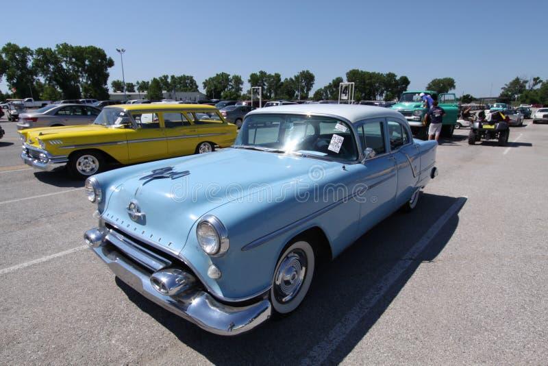 88 1954 oldsmobile obraz stock