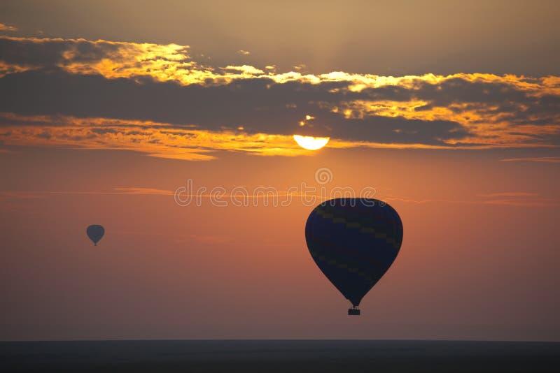 8821 balonowy sunsrise zdjęcia royalty free