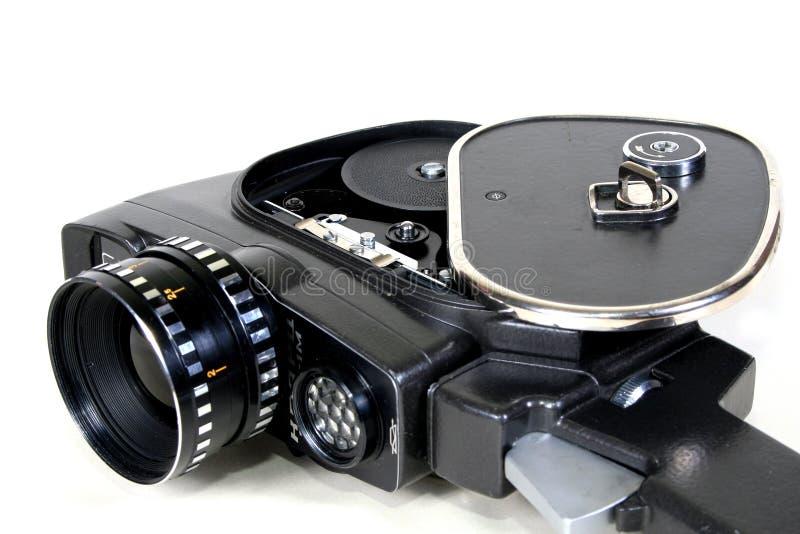 8mm antike Kamera stockfotos