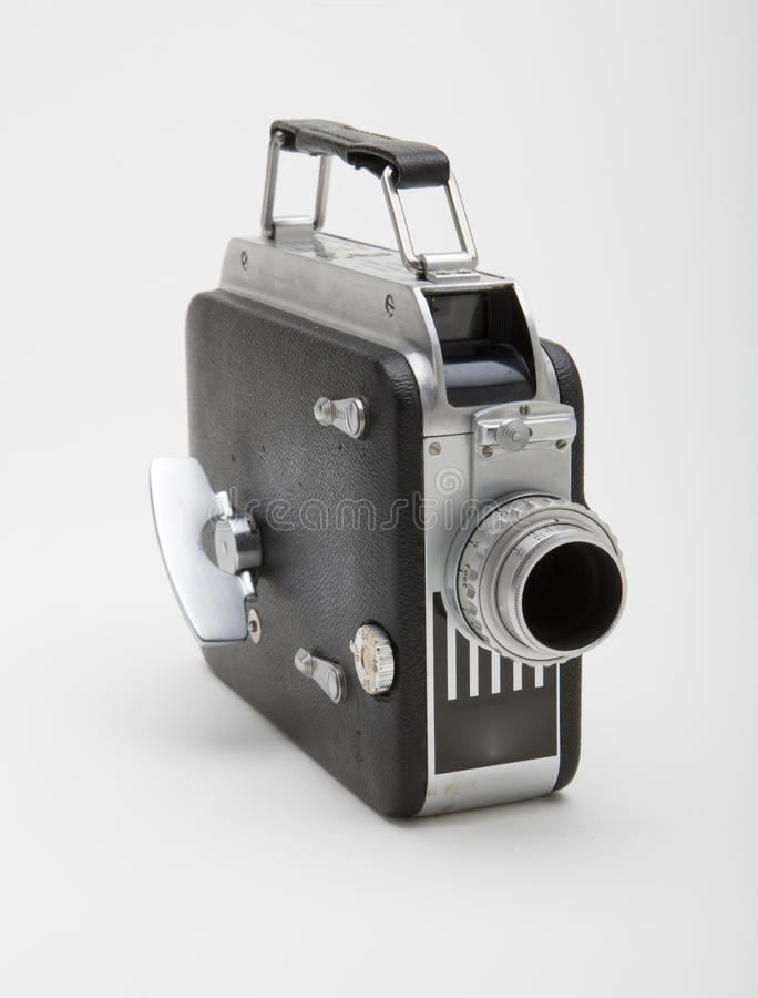 8mm Movie Camera stock image