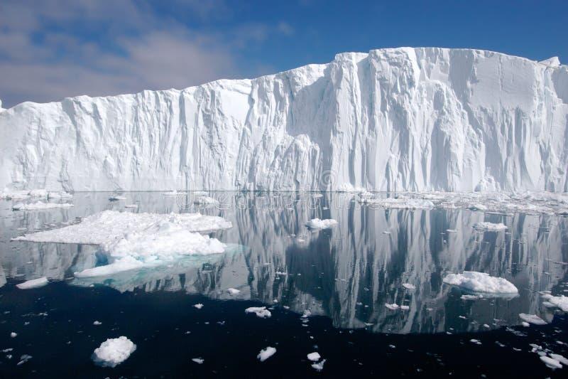 9冰山 免版税库存图片