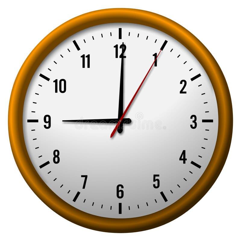 время, картинка девять часов картинки для