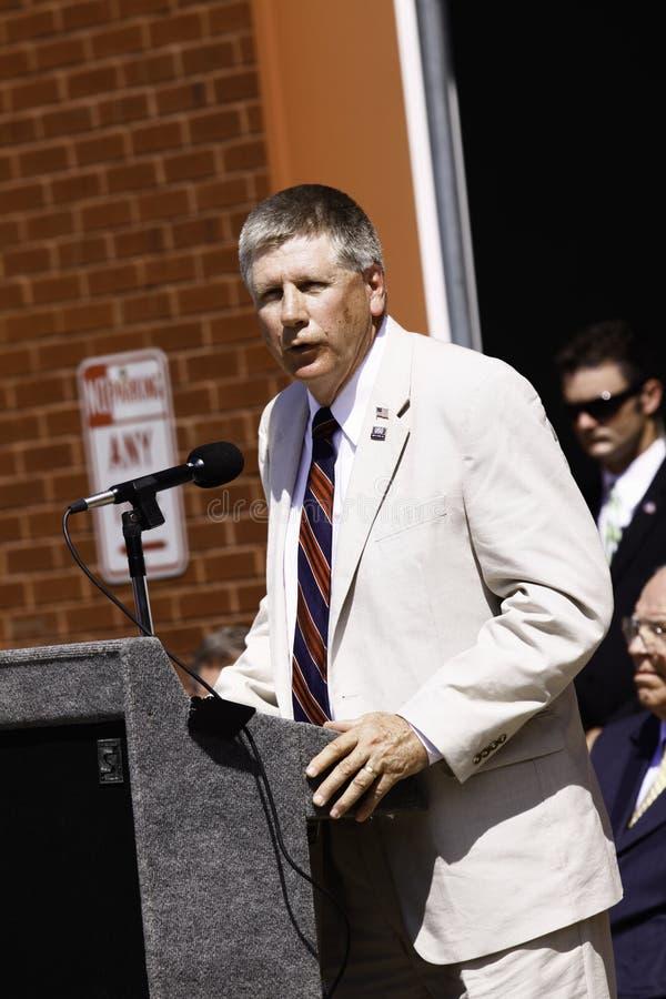 Download 9 11 Ceremony Speaker Congressman Larry Kissel Editorial Photography - Image: 21125707