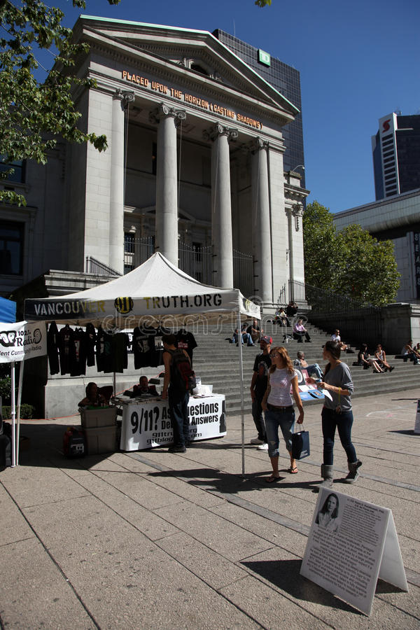 9/11 Demonstration,  Canada (September 11th 2009)