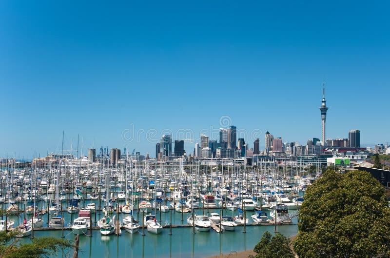 9 Auckland zdjęcie royalty free