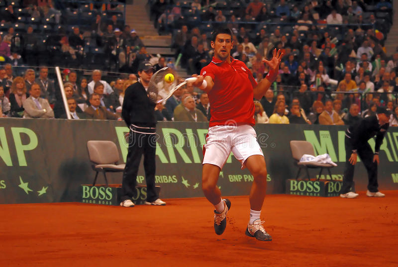 Download 9 djokovic novak fotografia editorial. Obraz złożonej z sport - 13334622
