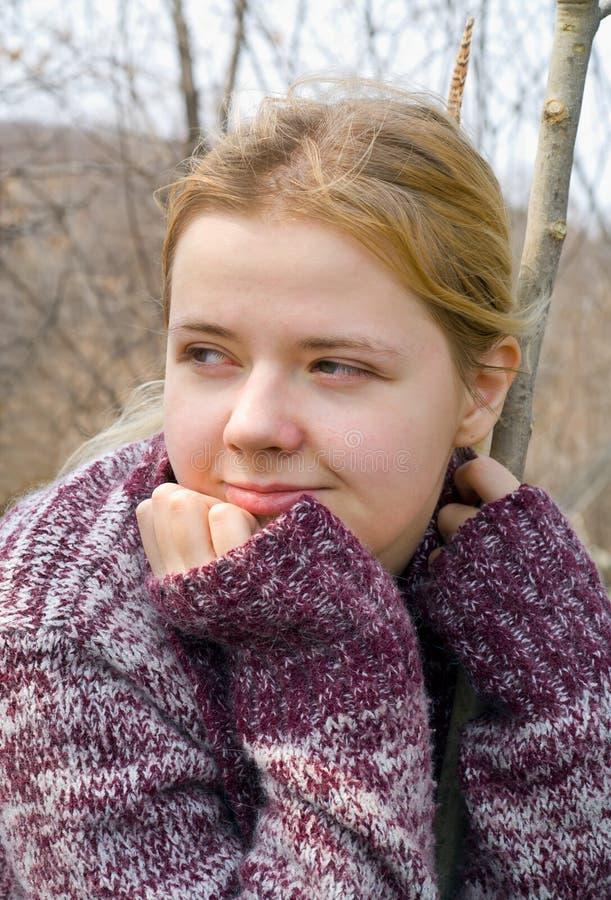 Download 9 dziewczyn pulower zdjęcie stock. Obraz złożonej z moda - 13341620