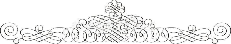 9 rama royalty ilustracja