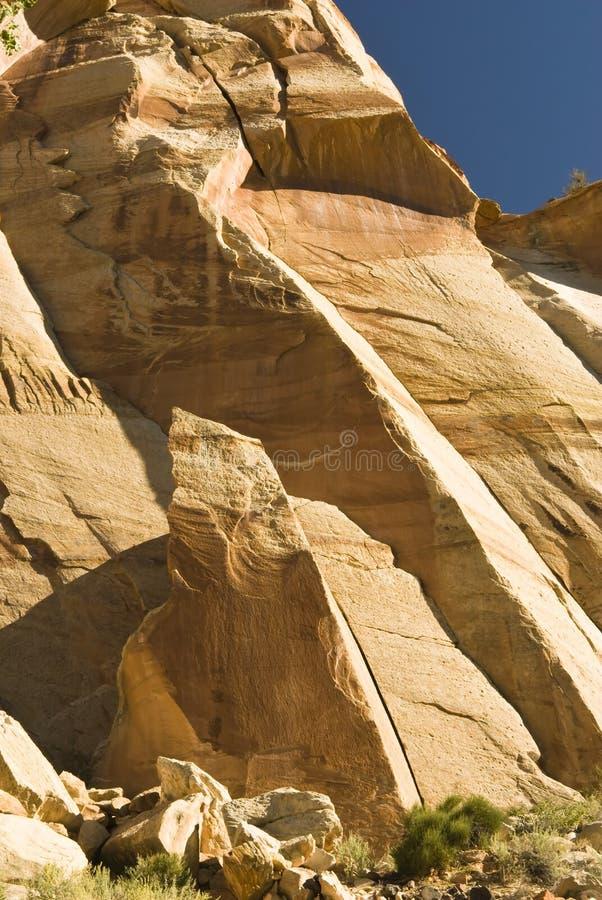 9 wzorów piaskowcowych zdjęcie stock