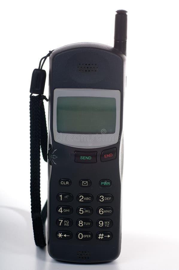 90移动老电话s 免版税库存图片