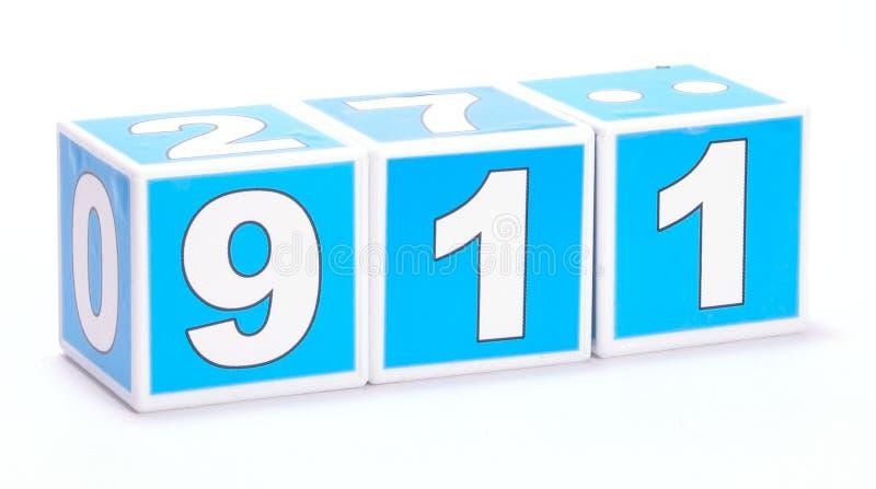 911 obraz stock
