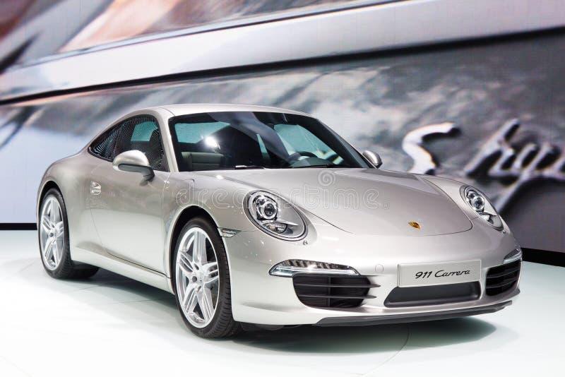 911 carrera Порше стоковые изображения rf