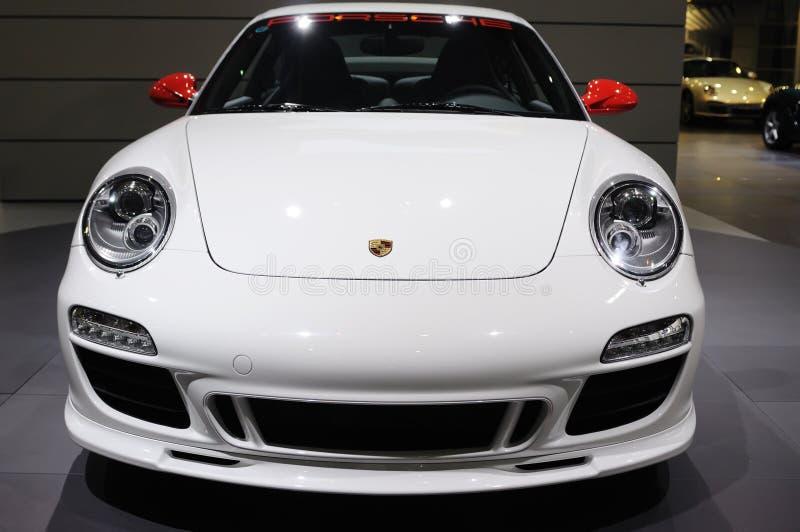 911 Carrera S Porsche Carrera Cup Asien lizenzfreies stockbild
