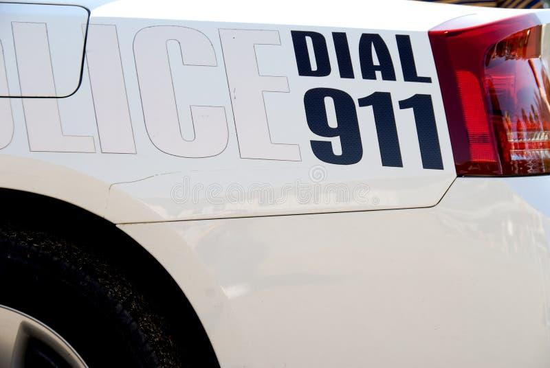 911 Dial Στοκ Εικόνες