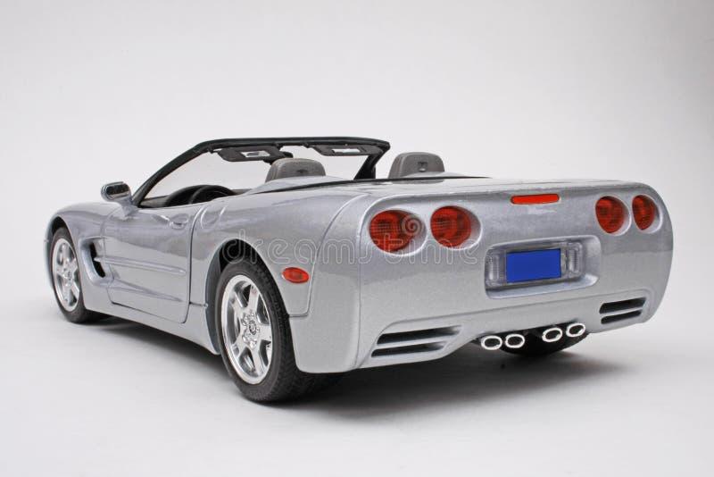 98 автомобиль с откидным верхом corvette стоковое изображение rf