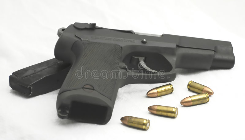 9mm stockfotos