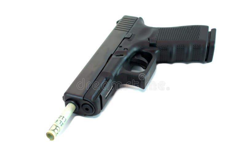 Download 9mm pistol stock illustration. Illustration of magnum - 26642565