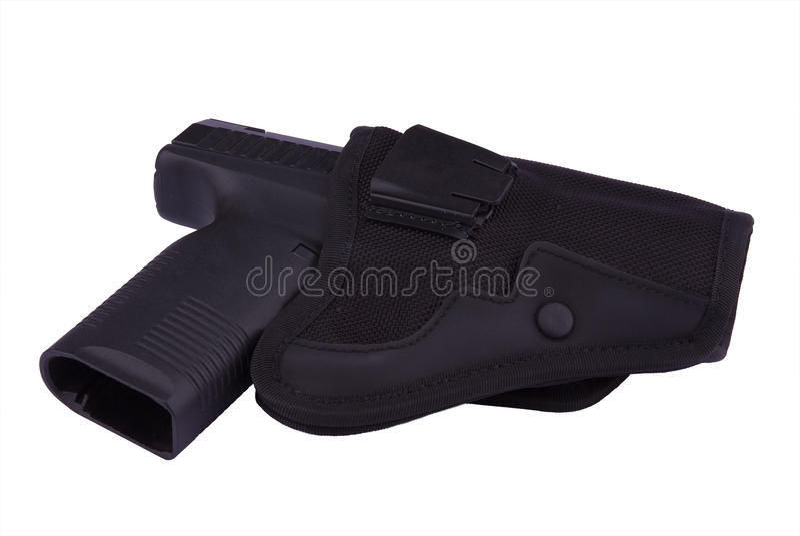 9mm pistool stock fotografie